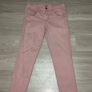 AE Colored Jeggings